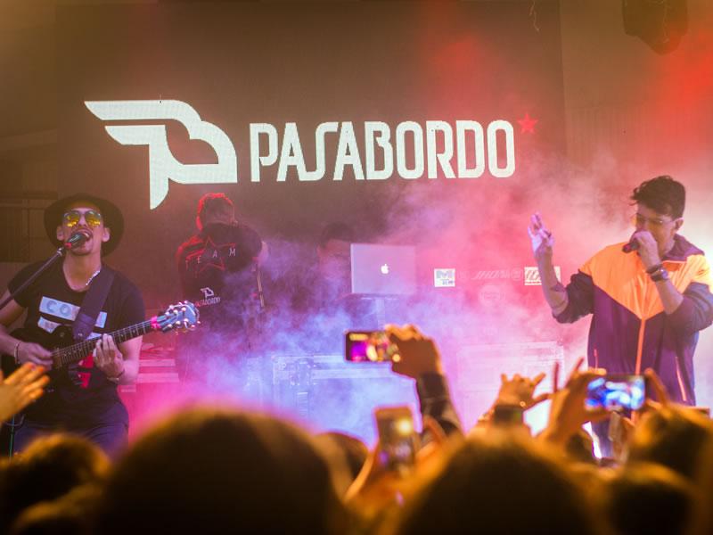 Fiesta de 15 con Pasabordo